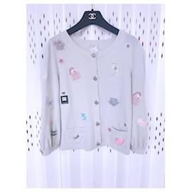 Chanel-5,8K$ Lucky Charms cardigan-Multiple colors