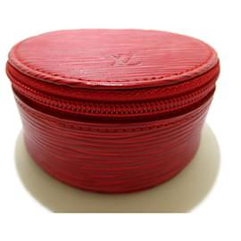 Louis Vuitton-Louis Vuitton Ecrin-Red