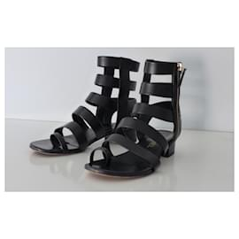 Chanel-Gladiator-Black