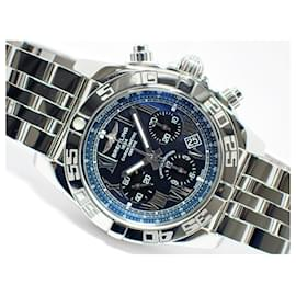 Breitling-BREITLING Chrono Mat44 Mother of Pearl Lot Limited5 00 Mens-Black
