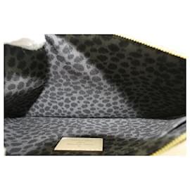 Louis Vuitton-Wild at Heart Leopard Cheetah Neverfull Pochette MM/GM-Other