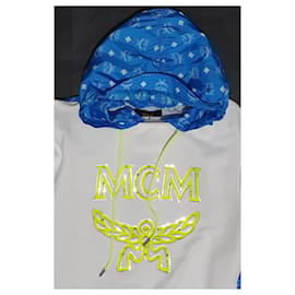 MCM-Sweaters-White,Blue