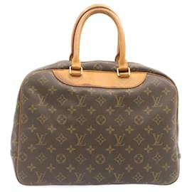 Louis Vuitton-Louis Vuitton Deauville-Brown