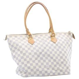 Louis Vuitton-Louis Vuitton Saleya-White