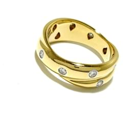 Tiffany & Co-TIFFANY & CO. Dots-Golden