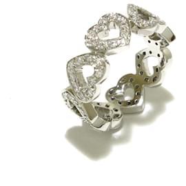 Tiffany & Co-TIFFANY & CO. Sentimental Heart-Silvery
