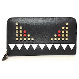 Fendi-Fendi Wallet-Black
