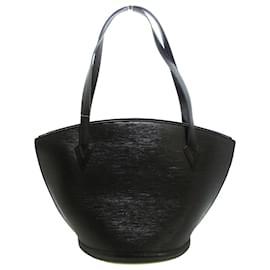 Louis Vuitton-Louis Vuitton Saint Jacques-Black