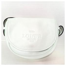 Loewe-Loewe Sac à bandoulière-Blanc
