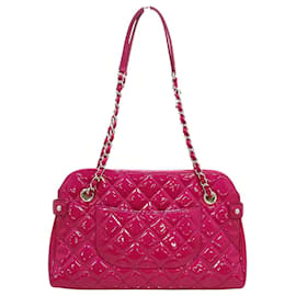 Chanel-Chanel shoulder bag-Fuschia