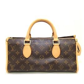 Louis Vuitton-Louis Vuitton Popincourt-Brown