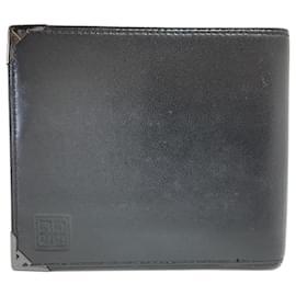 Givenchy-Givenchy wallet-Black