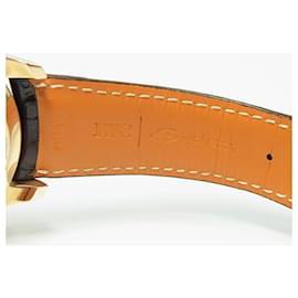 IWC-IWC Portugieser Chrono classic RG IW390402 Genuine goods Mens-Silvery