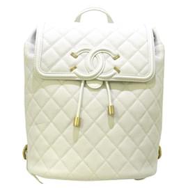 Chanel-Chanel Matrasse-White