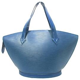 Louis Vuitton-Louis Vuitton Saint Jacques-Blue
