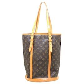 Louis Vuitton-Louis Vuitton Bucket-Brown