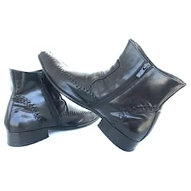 Dolce & Gabbana-Boots-Black