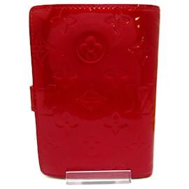 Louis Vuitton-Louis Vuitton Agenda PM-Red