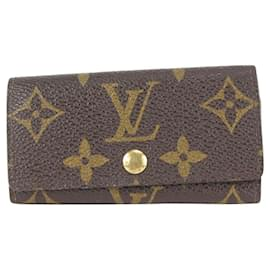 Louis Vuitton-Monogram Multicles 4 Key Holder-Other