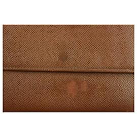 Louis Vuitton-Monogram Papier Trifold Snap Wallet-Other