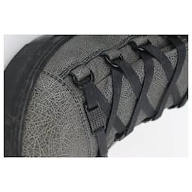 Balenciaga-Mens size 46 Grey Arena Sneaker-Other
