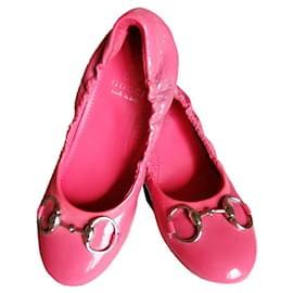 Gucci-Horsebit-Pink