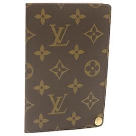 Louis Vuitton-Louis Vuitton Porte carte simple-Brown