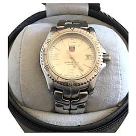 Tag Heuer-WT 12/12  sapphire crystal-Silvery