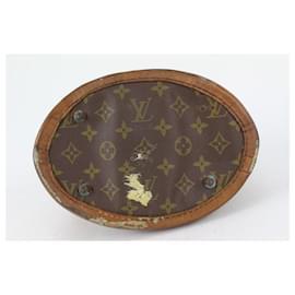 Louis Vuitton-Monogram Marais Bucket Petite Small Tote bag-Other