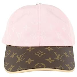 Louis Vuitton-Wild at Heart Pink Monogram Cap Ou Pas Baseball Hat-Other