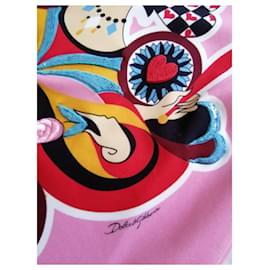 Dolce & Gabbana-Alice wonderland-Pink