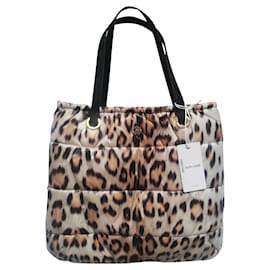 Roberto Cavalli-Bags-Leopard print