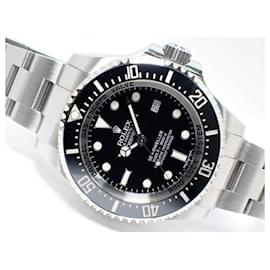 Rolex-ROLEX Deepsea black 116660 random '18 receipt Mens-Black