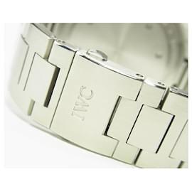 IWC-IWC Aquatimer Automatic silver Bracelet IW329004 Mens-White
