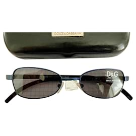 Dolce & Gabbana-Sunglasses-Blue