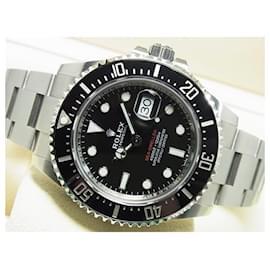Rolex-ROLEX Sea-Dweller Mens-Black