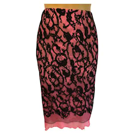 Christian Lacroix-Skirts-Black,Pink
