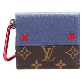Louis Vuitton-Louis Vuitton Epi Monogram Small Wallet-Brown
