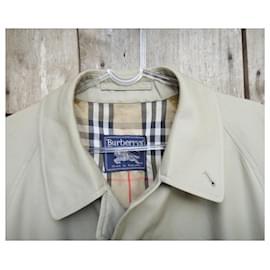Burberry-waterproof man Burberry vintage size 50-Beige