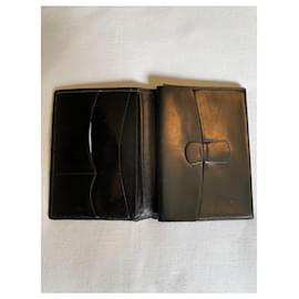 Autre Marque-Mens wallet-Black