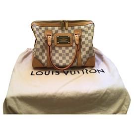 Louis Vuitton-Handbag Damier Louis Vuitton-Beige