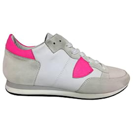 Philippe Model-Sneakers-White