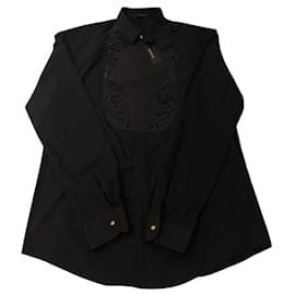 Gianni Versace-Shirts-Black