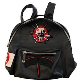 Philipp Plein-Bags Briefcases-Black