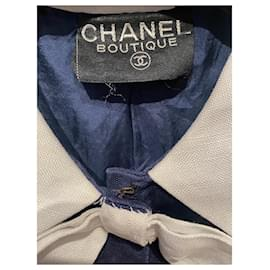 Chanel-Tops-White,Blue