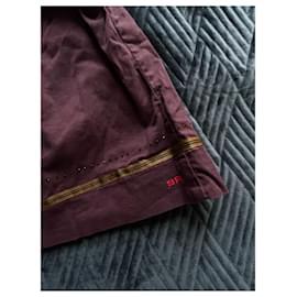 Sonia Rykiel-Skirts-Dark red