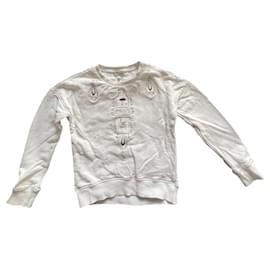 Kenzo-Sweaters-White