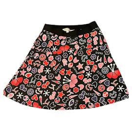 Kenzo-Skirts-Multiple colors