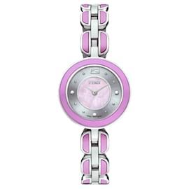 Fendi-Fendi My Way Bracelet Watch-Metallic