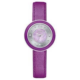 Fendi-Fendi My Way Strap Watch-Metallic